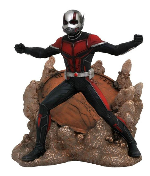 Ant-Man and the Wasp Marvel Gallery Ant-Man 9-Inch Collectible PVC Statue
