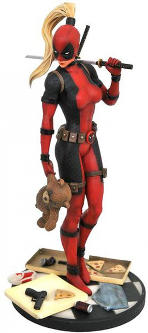 Marvel Premier Collection Lady Deadpool 12-Inch Collectible Resin Statue