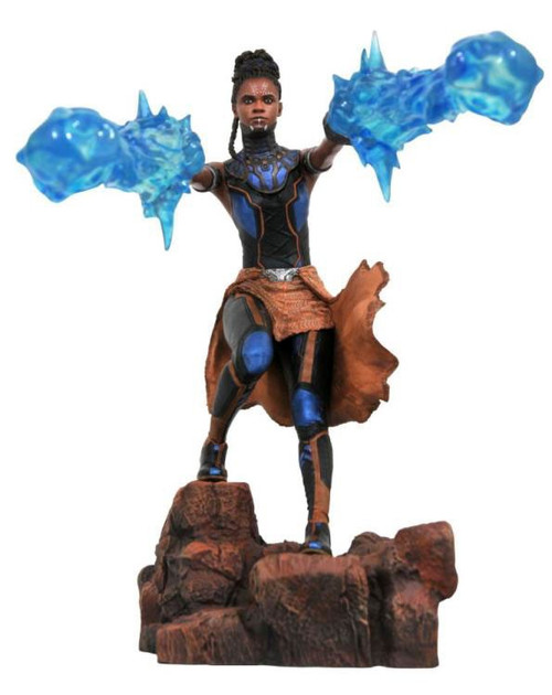 Black Panther Marvel Gallery Shuri 9-Inch PVC Figure Statue