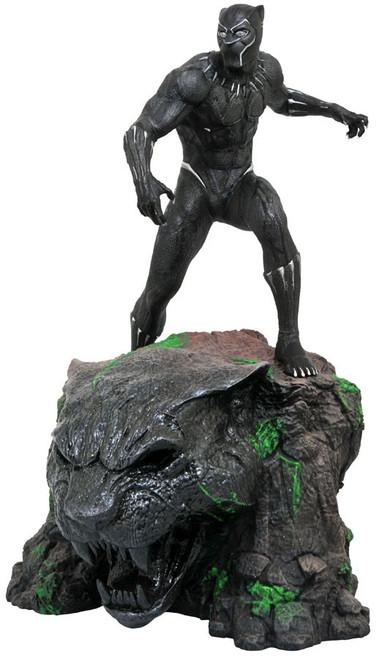 Marvel Thor: Ragnarok Milestones Black Panther 14-Inch Statue