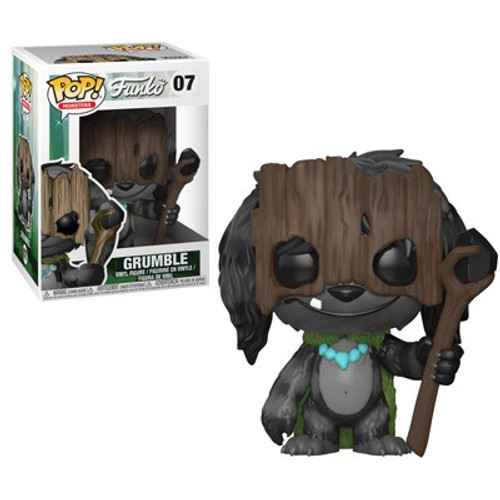 Funko Wetmore Forest POP! Monsters Grumble Vinyl Figure #07