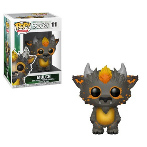 Funko Wetmore Forest POP! Monsters Mulch Vinyl Figure #11