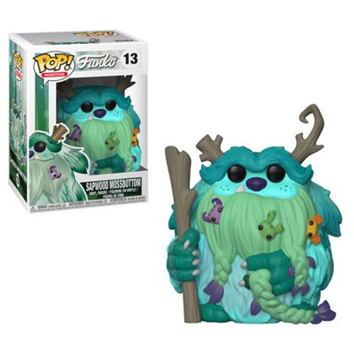 Funko Wetmore Forest POP! Monsters Sapwood Mossbottom Vinyl Figure #13