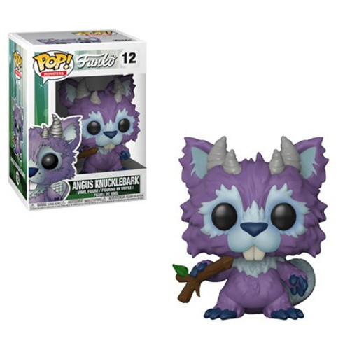 Funko Wetmore Forest POP! Monsters Angus Knicklebark Vinyl Figure #12