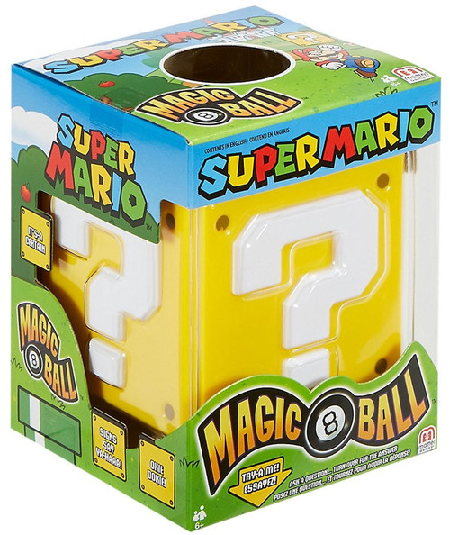 Super Mario Magic 8 Ball