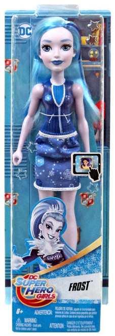 DC Super Hero Girls Frost 12-Inch Doll [Gymnastics]