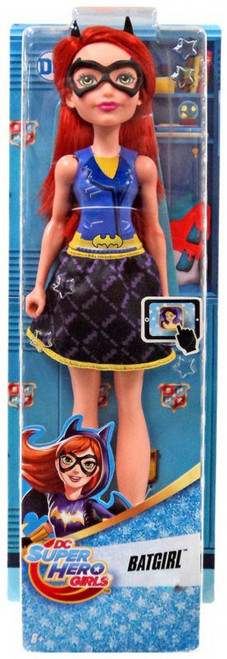 DC Super Hero Girls Batgirl 12-Inch Doll [Gymnastics]