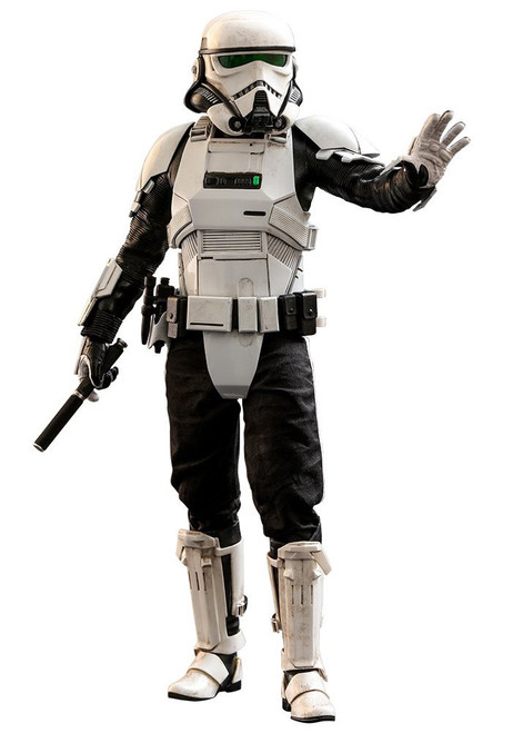 Star Wars Solo Movie Masterpiece Patrol Trooper Collectible Figure MMS494