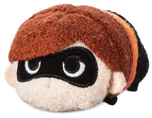 Disney / Pixar Incredibles 2 Tsum Tsum Mrs. Incredible Exclusive 3.5-Inch Mini Plush [Elastigirl]