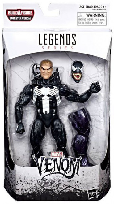 Marvel Legends Monster Venom Series Venom Action Figure