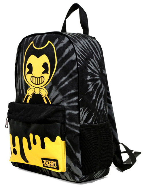 Bendy and the Ink Machine Tie Dye Backpack
