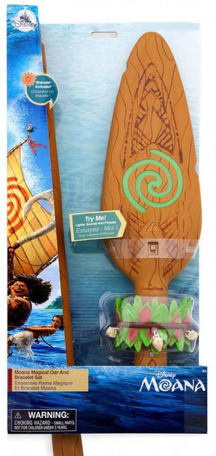 Disney Moana Moana Magical Oar and Bracelet Set Exclusive
