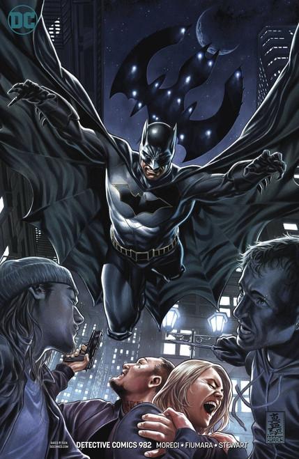 DC Detective Comics #982 Comic Book [Variant]