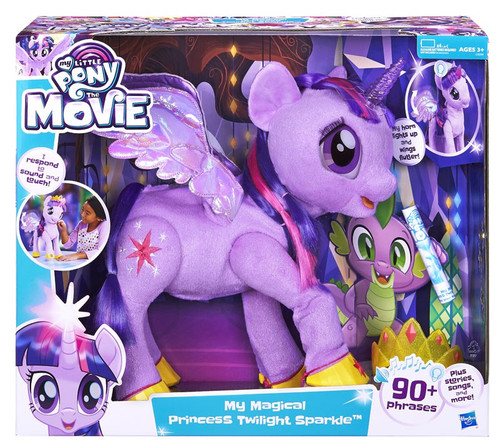 My Little Pony The Movie My Magical Princess Twilight Sparkle Figure [Damaged Package]