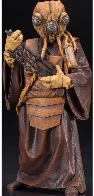 Star Wars Empire Strikes Back ArtFX+ Zuckuss Statue