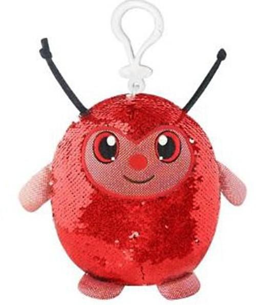 Shimmeez Clip On Ladybug Figure
