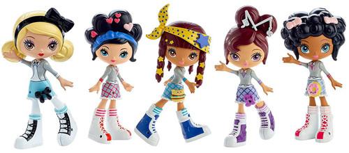 Kuu Kuu Harajuku Kuu Harajuku 4-Inch Doll 5-Pack