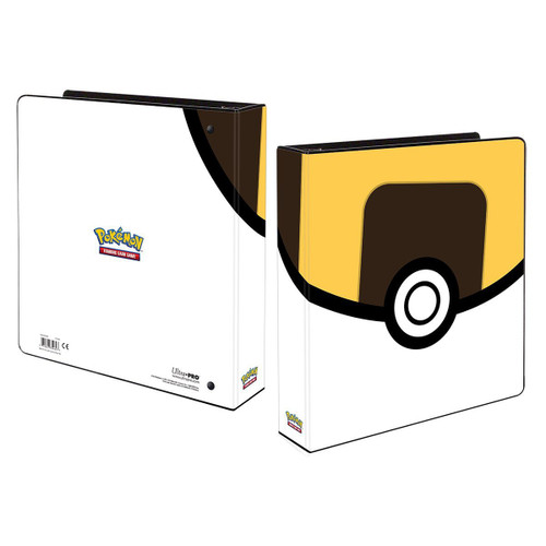 Ultra Pro Pokemon Trading Card Game Card Supplies Ultra Ball Album D-Ring Binder