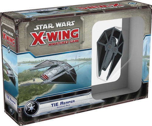Star Wars X-Wing Miniatures Game TIE Reaper Expansion Pack