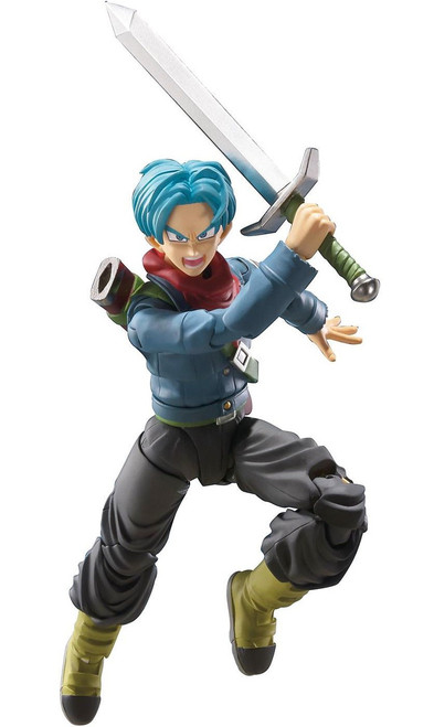 Dragon Ball Super S.H. Figuarts Future Trunks Action Figure