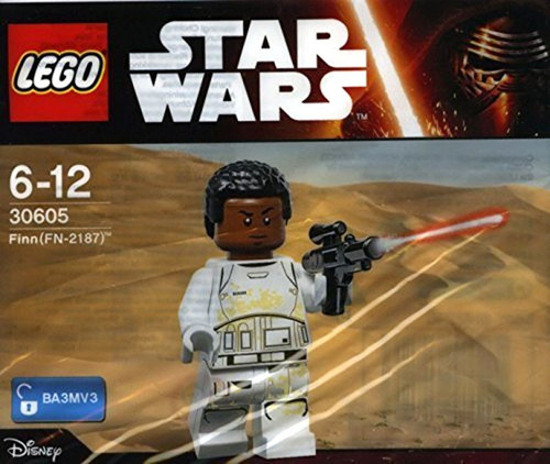 LEGO Star Wars Finn (FN-2187) Set #30605 [Bagged]