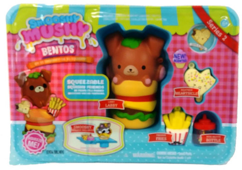 Smooshy Mushy Bentos Series 2 Libby Labby Playset