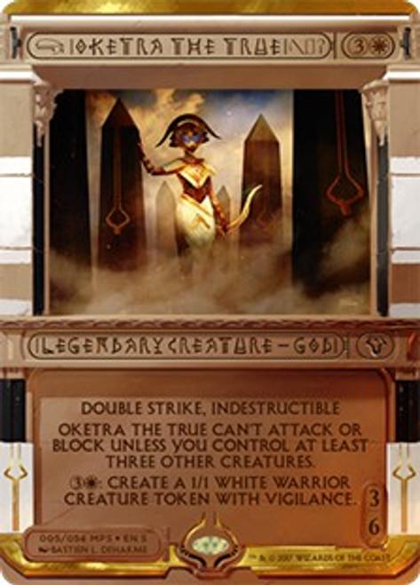 MtG Masterpiece Oketra the True #5 [Amonkhet Invocation]