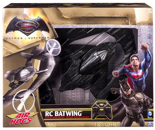 Batman vs Superman Air Hogs Batwing R/C Plane