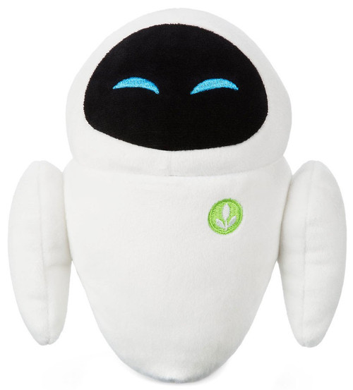 Disney / Pixar Wall-E EVE Exclusive 7-Inch Plush [Squinting]
