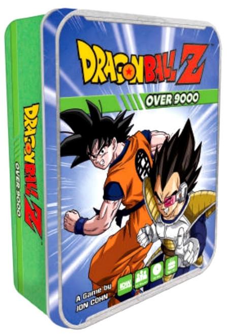 Dragon Ball Z Over 9,000 Game