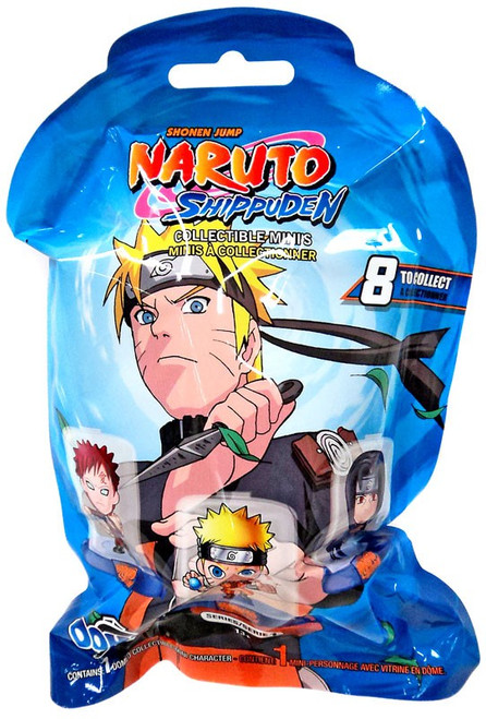 Domez Naruto Shippuden Mystery Pack [1 RANDOM Figure]