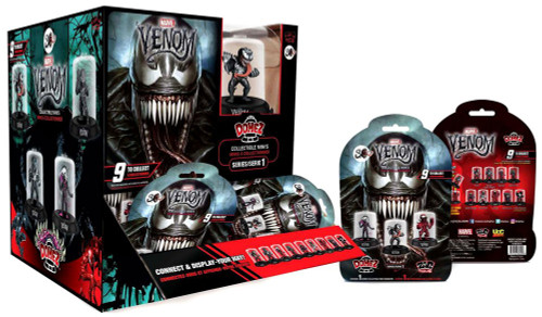 Marvel Domez Venom Mystery Box [24 Packs]