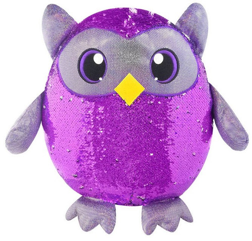 Shimmeez Oliver the Owl 8-Inch Plush