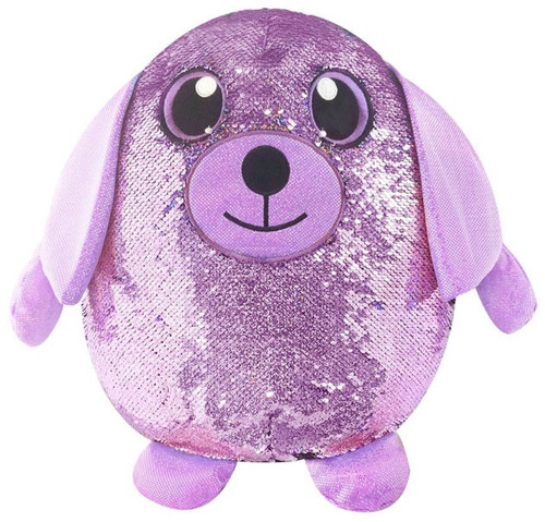 Shimmeez Delilah Dog 8-Inch Plush