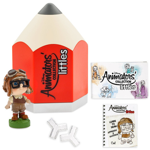 Disney Littles Animators' Collection Series 5 Exclusive Mystery Pack [Red]