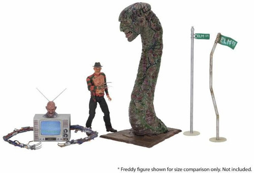 NECA Nightmare on Elm Street 7-Inch Accessory Set [Action Figure NOT Included!]