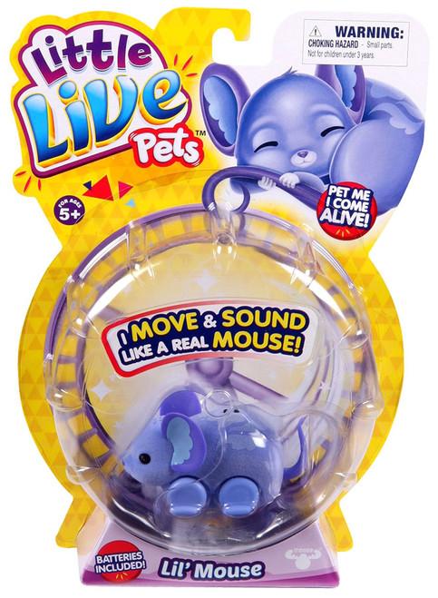 Little Live Pets Lil' Mouse Staria Figure