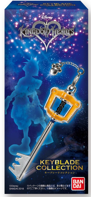 Disney Kingdom Hearts Keyblade Collection Vol. 1 2.3-Inch Mystery Pack