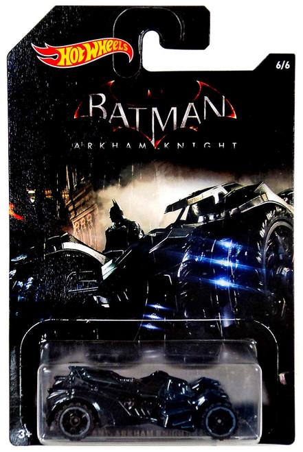 Hot Wheels Batman: Arkham Knight Batmobile Diecast Car #6/6