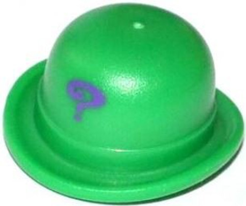 Batman Green Bowler Hat with Question Mark [The Riddler Loose]