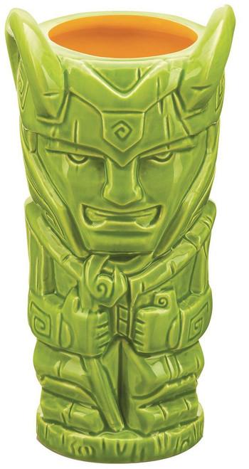 Marvel Geeki Tiki Loki 7-Inch Tiki Glass