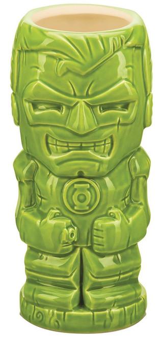 DC Geeki Tiki Green Lantern 7-Inch Tiki Glass