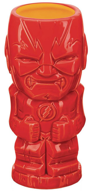 DC Geeki Tiki The Flash 7-Inch Tiki Glass