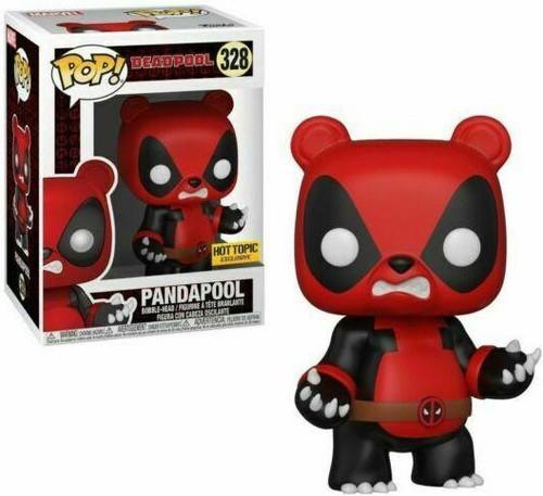 Funko Deadpool POP! Marvel Pandapool Exclusive Vinyl Bobble Head #328