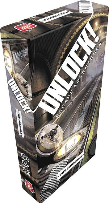Unlock! The Formula
