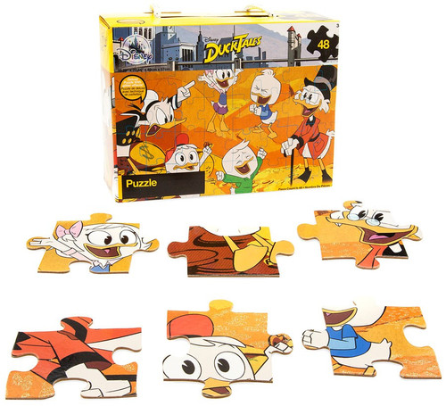 Disney DuckTales Exclusive Puzzle