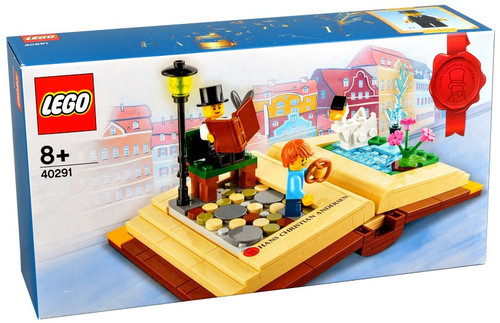 LEGO Creative Storybook Set #40291 [Hans Christian Anderson]