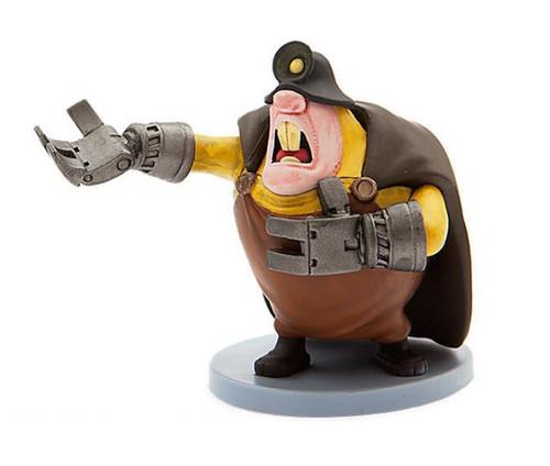 Disney / Pixar Incredibles 2 The Underminer 2-Inch PVC Figurine [Loose]