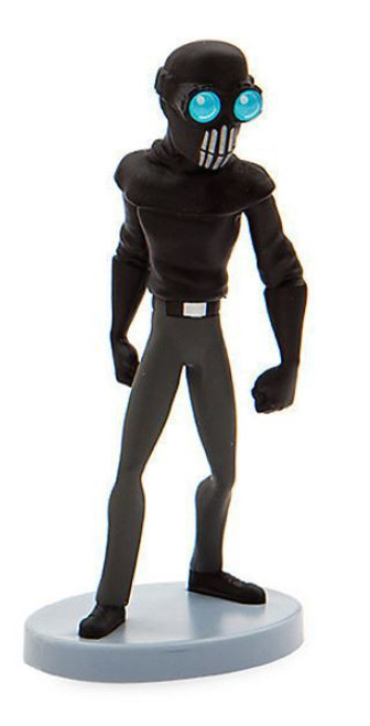 Disney / Pixar Incredibles 2 Screen Slaver 3-Inch PVC Figurine [Loose]