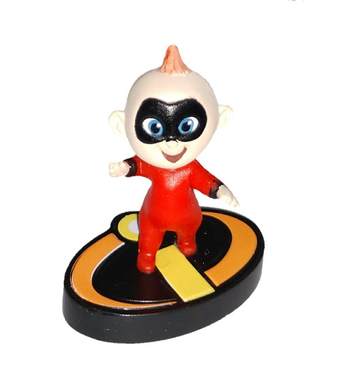 Disney / Pixar Incredibles 2 Jack-Jack 1-Inch PVC Figurine [Loose]